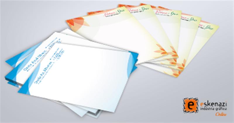 1a99a5ce0 Papel Timbrado | Impressão de Papel Timbrado | Loja Grafica Eskenazi